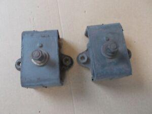 Datsun 280ZX Two Motor Mounts 79 80 81 82 83 Used OEM