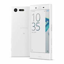 Sony Xperia X Compact F5321 4G 32GB Desbloqueado Android 23 Mpx Smartphone Blanc
