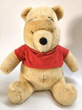 "Disney Winnie The Pooh Bear Applause Large Plush Toy Stuffed Animal 17"""