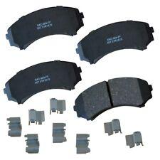 Disc Brake Pad Set-Stop Ceramic Brake Pad Front Bendix SBC867