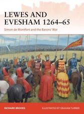 Osprey Campaign 285: LEWES AND EVESHAM 1264-65 / NEU