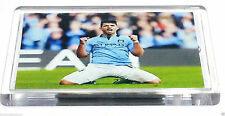 Clubs L-N Manchester City Memorabilia Football Magnets