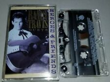 RANDY TRAVIS DUETS HEROES AND FRIENDS DOLLY PARTON WILLIE NELSON CASSETTE TAPE