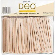 Deo Eye Brow Spatulas (Pack Of 200)