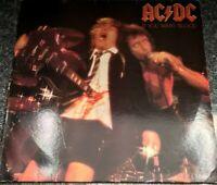 AC/DC If You Want Blood  Porky Prime Cut Pecko K50532 Vinyl UK Ist Press