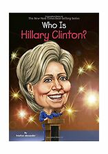 Who Is Hillary Clinton? (Who Was?) Free Shipping