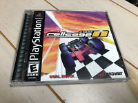 Rollcage Stage II 2 (Sony Playstation 1, 2000) PS1 - Complete - TESTED & WORKING