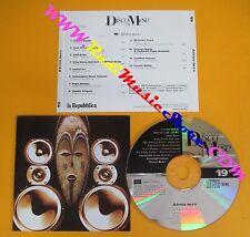CD DISCO MESE 19 AFRICA NERA PROMO compilation 1995 PAPA WEMBA ISMAEL LO (C40)