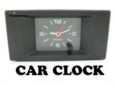 Clock Car Dashboard Rare Retro Old Models Repair Restoration Backlight 12Volt