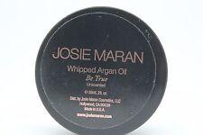 Josie Maran Whipped Argan Oil Body Butter Be True, Unscented, 2 Ounce (NWOB)