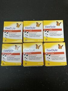 300 Freestyle Lite Diabetic test strips