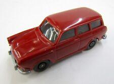 Vintage Wiking VW Volkswagen Squareback 1:87 Scale - Red
