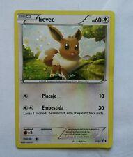 #12/12 Eevee - Pokémon Evolución n° 133 - CARTA Pokemon