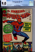 Amazing Spider-Man #38 CGC 9.0 OW/W  2nd app.  of Mary Jane  NICE!