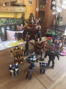 Hasbro Transformers Grimlock Bumblebee etc. Set Sammlung Top ❤️