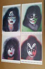 Kiss Solo Lithograph Litho Poster Relic (A1)