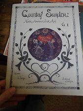 Country Sampler North American Folk Art Vol. 1 1979 Jerry Jansen craft book