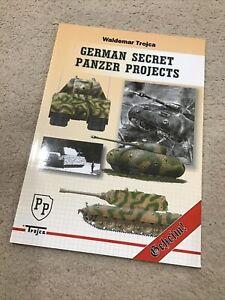 German Secret Panzer Projects, Waldemar Trojca