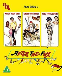 After the Fox (2020) BRAND NEW BLU RAY