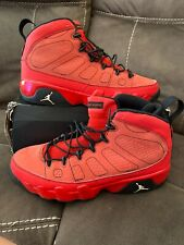 "Nike Air Jordan 9 Retro ""Motor Boat Jones"" Style # 302370-645 Size 12 See Pics"