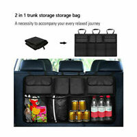 Car Seat & Boot Organizer | Heavy Duty | Pocket Storage for Back of Seat