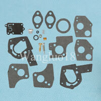 Carburetor Repair Kit for BS 494624 495606 112200 130200 133200 135200 Engine