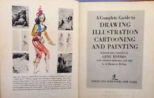 Complete Guide to Drawing Illustration Cartooning and Painting #1948