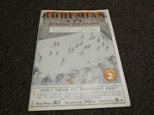 More details for bohemians  v  cork united  1943/4  ~ january 1st league of ireland  war time