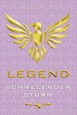 Schwelender Sturm / Legend Trilogie Bd.2 von Marie Lu (2013, Gebundene Ausgabe)