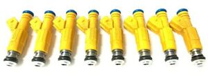 8x RANGE ROVER TVR MORGAN V8 EV6 UPGRADE 215cc 20lb FUEL INJECTORS 0280155746