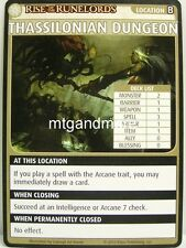 Pathfinder Adventure Card Game - 1x Thassilonian Dungeon - Rise of the Runelords