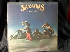 Sassafras-riding High