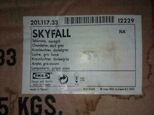 Ikea Skyfall Chandelier 5 lights