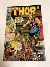 Thor (1970) # 181 (VF) Mephisto  & Loki Battle Stan Lee Buscema Neal Adams