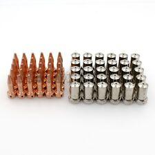 PT23&27 Plasma 30A Tip Nozzle 33368 Electrode 33366XL Qty-60