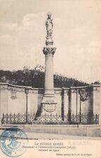 La Virgen Dorada - Monumento a La Inmaculada Diseño