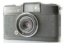 RARE!!【 Excellent++++】 OLYMPUS PEN W Wide Black Film Camera From Japan 087