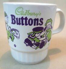 Collectable Mug - Small 8cm Ceramic Cadbury's Chocolate Buttons - England