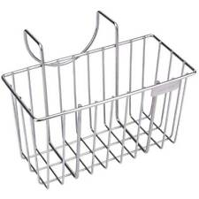 Stainless Steel Dish Rack Drainer Tray Retractable Sink Liquid Dish Drain Basket