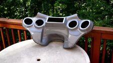 Harley batwing fairing Softail Heritage Fatboy Deluxe fairing 4 speaker Grey Gel