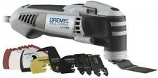 Dremel Multi-Max 3.5 Amp Corded Oscillating Multi-Tool Kit with 29 Accessories