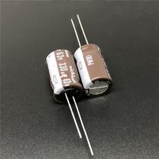 2 PCS Nichicon LGW 2 W 331 Melb 45 Elko snap-in 330uf 450v 30x45mm 105 ° 3000h #wp