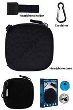Bfsport Pocket Earphone Case With Reflector, Portable Storage Bag With Cable Win