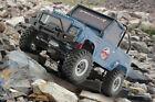 FTX Outback MINI 2.0 RANGER (Land Rover) DARK BLUE 4x4 1:24 RTR Rock Crawler