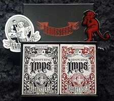 Whispering Imps Gamesters Playing Cards (Limited Edition foil edition) RARE