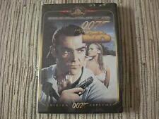 DVD PELICULA JAMES BOND AGENTE 007 CONTRA EL DR NO ED SPECIAL SEAN CONNERY NUEVO
