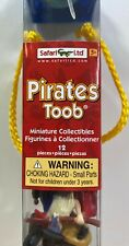Safari Ltd Pirates Toob Miniature Collectibles - 12 Pirate Figurines