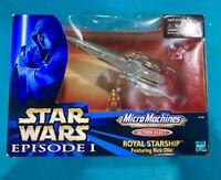 Star Wars  Episode 1 Action Fleet  ROYAL STARSHIP -NEW-