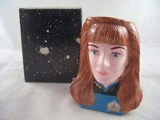 Star Trek Dr Beverley Crusher Character Mug Applause