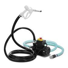 Dieselpumpe Selbstsaugend Heizölpumpe Ölpumpe Elektrisch Ölabsaugpumpe 40 L/Min